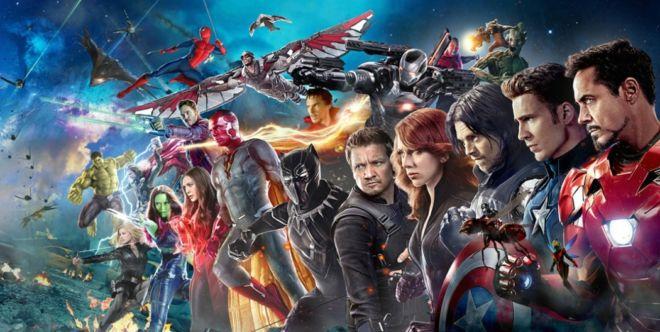 Favorite Marvel Avenger