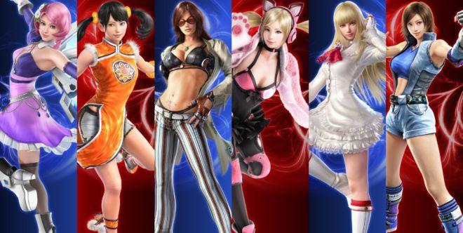 Tekken Female Characters