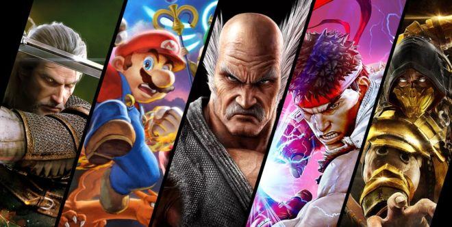 Best Fighting Game Series